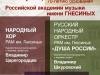 Концерт в Московской филармонии