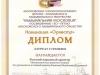 Диплом Лауреата I-й степени 2011