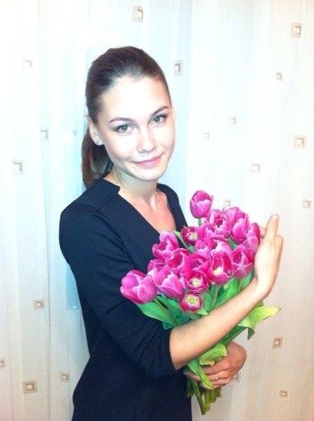Анастасия Сёмышева