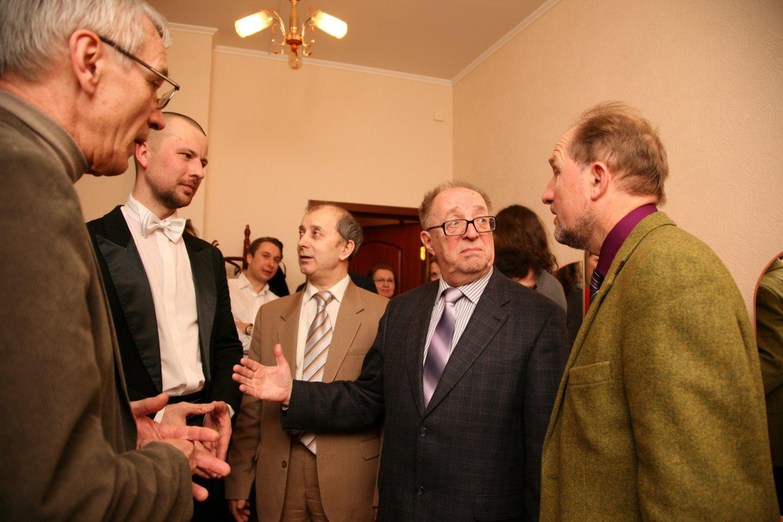 В.Зажигин, В.Шкуровский, В.Панин, Г.Чернов, М.Горобцов