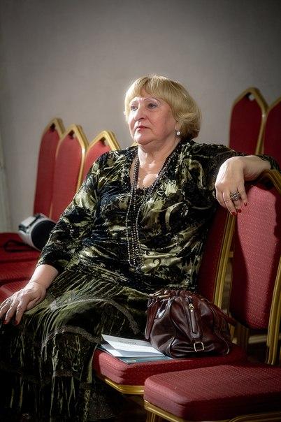 Татьяна Алексеевна Чудова