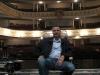 В театре оперетты