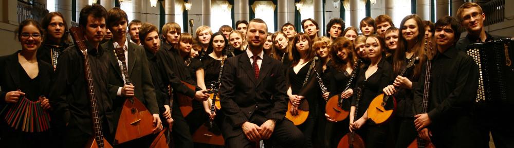 "folk-orchestra ""Душа России"""