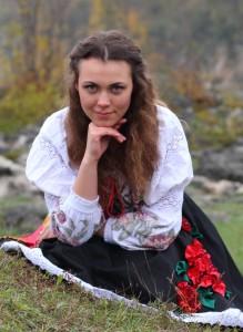 Дарья Рубцова - солистка
