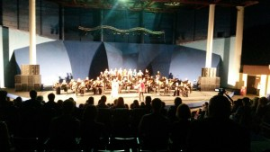 Геленджик - Концертный зал Олимп